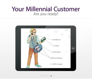 Here They Come! The Millennials! An Assistly Infographic