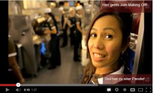 McDonalds Tag der Ausbildung Video