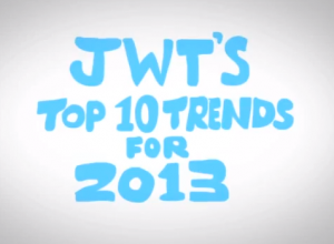 JWT Trends 2013