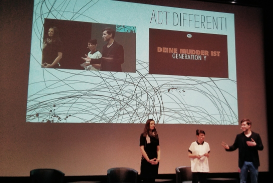 Dark Horse Act Different Konferenz